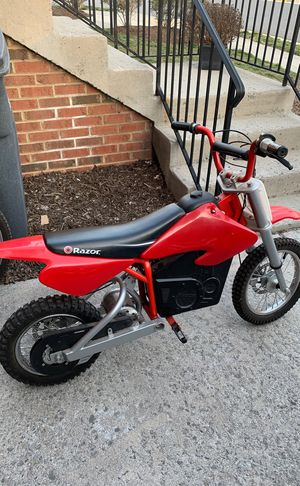 Razor dirt bike for Sale in Ashburn, VA