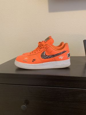 Just Do It Air Forces for Sale in Orlando, FL