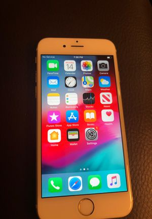 iPhone 6s, 64gb, rose gold. Will work with ATT, cricket and straight talk! Great deal! for Sale in Lockhart, TX