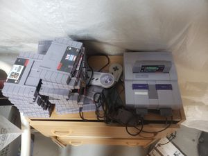 Super nintendo for Sale in Olney, MD