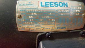 Leeson electric motor for Sale in Acworth, GA