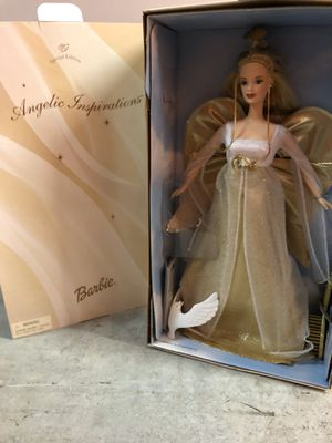 Collectors Barbie- Angel for Sale in Stafford, TX