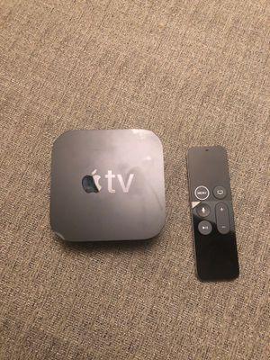 Apple TV in perfect condition 4th gen 32gb for Sale in Pompano Beach, FL