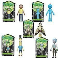 Rick And Morty Action Figure Collection for Sale in Mountlake Terrace,  WA