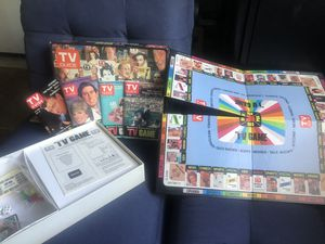 Vintage board game TV game for Sale in San Bernardino, CA