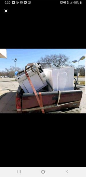 I pick up scrap metal for free for Sale in Burnham, IL