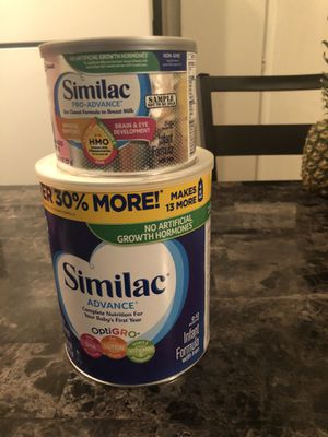 Leche similac for Sale in Irving, TX