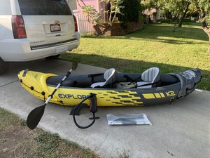 Intex K2 kayak inflatable for Sale in Alhambra, CA