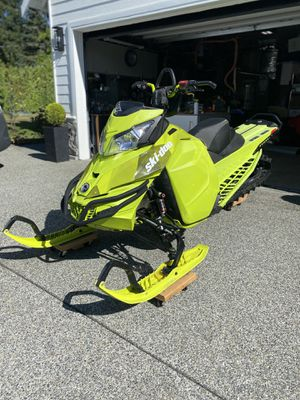 2015 Skidoo Ski doo Freeride 153 for Sale in Snohomish, WA