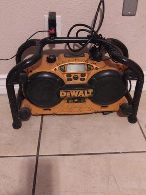 DeWalt Radio for Sale in Los Angeles, CA