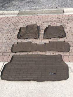 WeatherTech Floor Mats (2017 Acura RDX) for Sale in Delray Beach,  FL