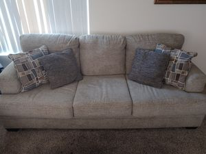 Beige Couch for Sale in Glendale, AZ