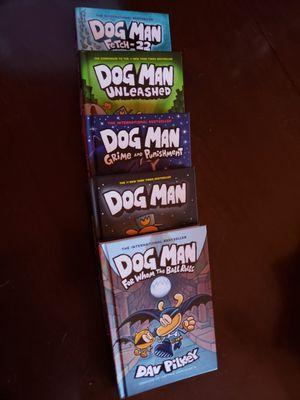 Dogman books for Sale in Virginia Beach, VA