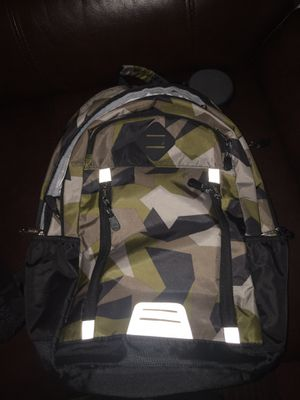Camo Camp backpack for Sale in Columbia, MD
