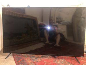 Vizio 60' 4K smart tv/Broken Screen for Sale in Katy, TX