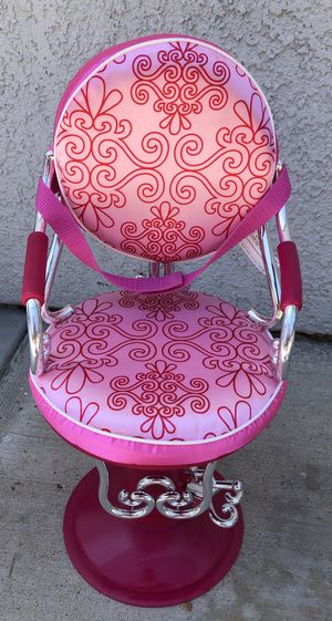 Our Generation Doll Salon Chair for Sale in Santa Maria, CA