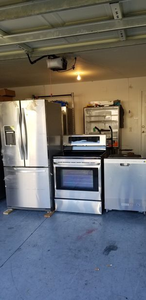 New stainless steel appliances for Sale in Tampa, FL