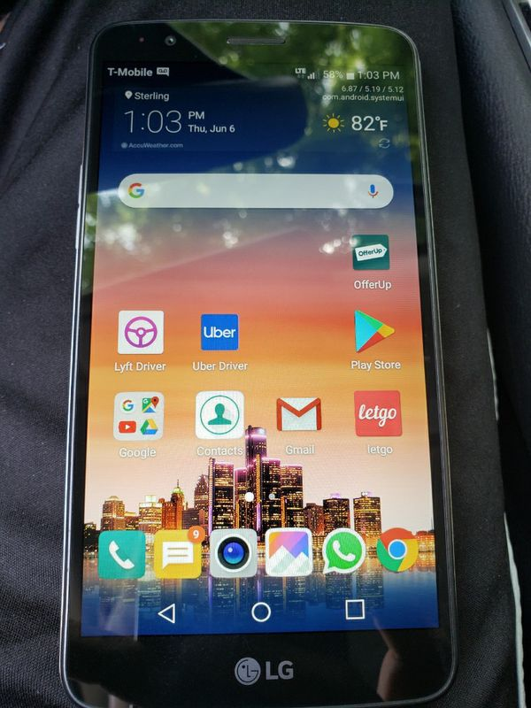 Lg stylo 3 unlocked cricket