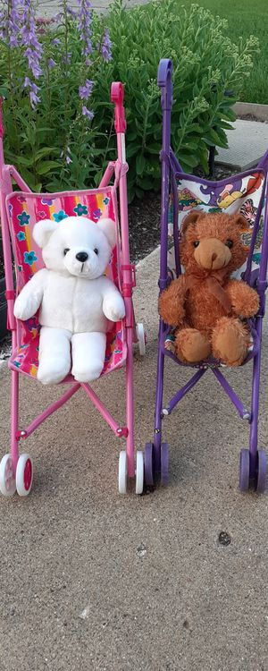 Play Strollers with Stuffed Animals for Sale in IL, US