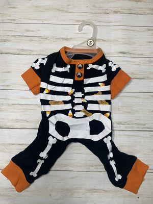 Dog Halloween Pajamas Skeleton Costume for Sale in Orange, CA