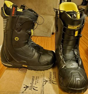 Burton Snowboots for Man size 9 for Sale in Alhambra, CA