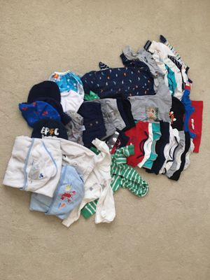 3-6 Month Baby Clothes for Sale in San Marcos, CA
