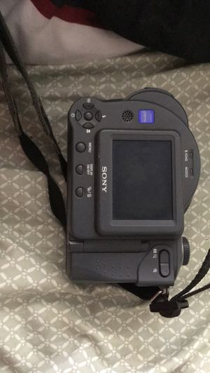 Two Sony Cameras for Sale in Seattle, WA