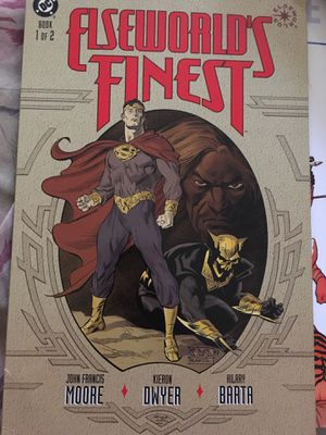 Elseworlds finest #1 for Sale in Salinas, CA