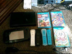Wii U, Nintendo for Sale in Lawton, OK