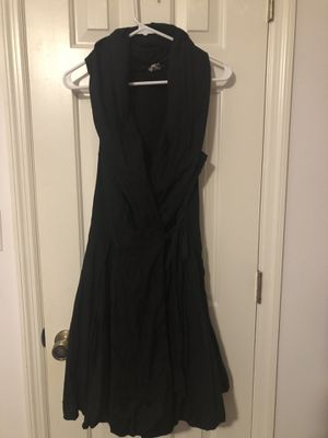 Black Elan Wrap Dress for Sale in Tavares, FL