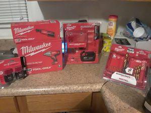 Milwaukee tools for Sale in Philadelphia, PA