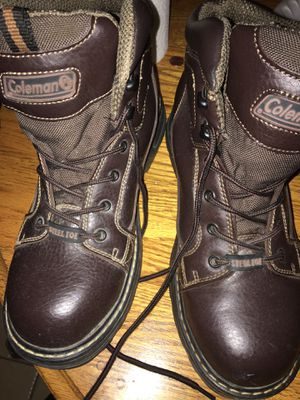 Work boots for Sale in Bakersfield, CA