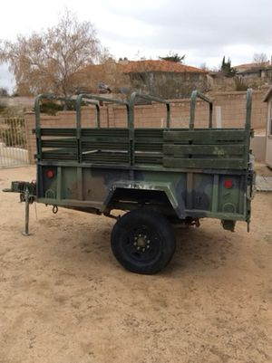 Military trailer for Sale in Apple Valley, CA