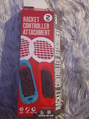 Nintendo switch racket controller attachment for Sale in Downey, CA