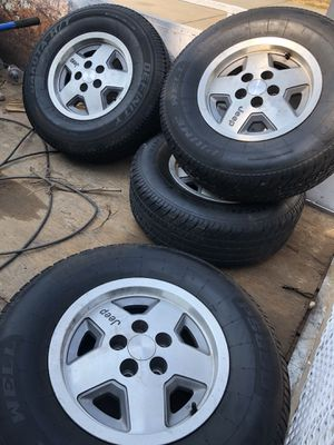 Jeep Cherokee Stock Wheels for Sale in Fresno, CA