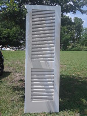 2 Panty Door ( 26 w x 80 long ) Asking 20. Each for Sale in Princeton, TX