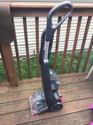 Vacuum cleaner with washing option good condition like new short time used for Sale in Lexington, KY
