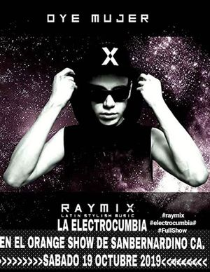 RAYMIX CONCERT TICKETS for Sale in City of Industry, CA