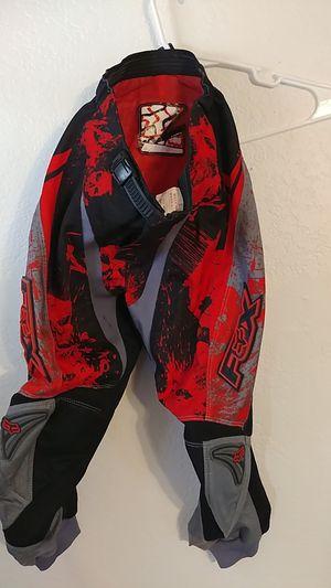 Kids Fox Motocross pants for Sale in Phoenix, AZ