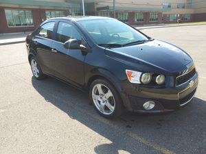 Chevy sonic 2015 ltz 2015 low miles for Sale in Detroit, MI
