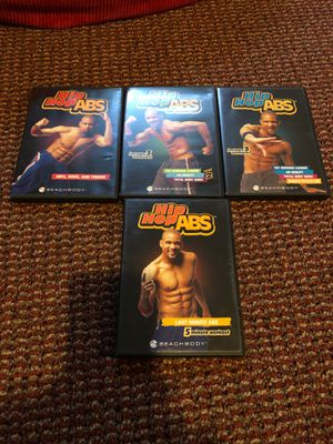 Beach body Hip Hop Abs DVDs for Sale in Glenshaw, PA