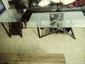 Coffee table and 2 end tables for Sale in Snohomish, WA