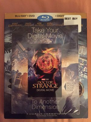 Dr. strange (Digital copy only) for Sale in New York, NY