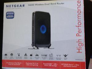 Router wireless Netgear for Sale in Jackson, NJ