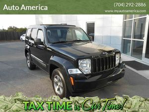2008 Jeep Liberty for Sale in Monroe, NC