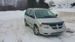 2005 DODGE CARAVAN SXT, DVD & CD PLAYER,CRUISE,RUNS GREAT, ASKING $2250 CALL (REMOVED) for Sale in Presque Isle, ME