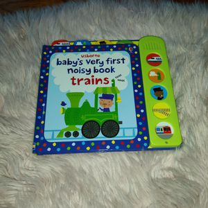 Baby's Very First Noisy Book Trians for Sale in Atlanta, GA
