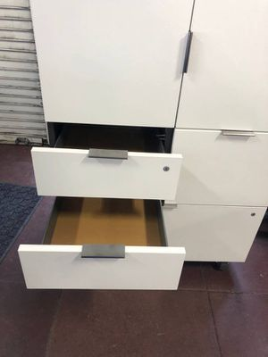 Cabinet - Watson Combo Cabinet - Office Furniture - $179 (NW Office Liquidations) for Sale in Portland, OR