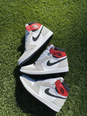 Jordan 1 smoke grey sizes 12x2 and 13x2 for Sale in Los Angeles, CA