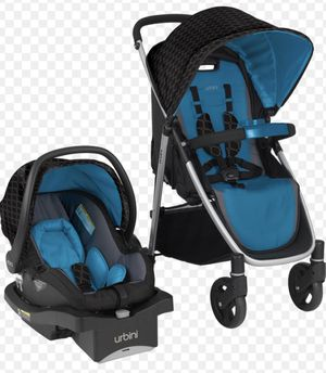 car seat and stroller , base for Sale in Las Vegas, NV